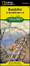 Purchase Bandelier trail map from Amazon