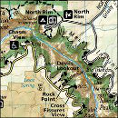 Purchase Black Canyon map from Amazon