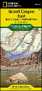 Purchase Grand Canyon map from Amazon