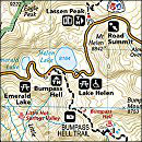 Purchase Lassen map from Amazon