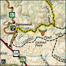 Purchase Black Hills map from Amazon