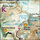 Purchase North Cascades map from Amazon