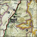 Purchase trail map from Amazon
