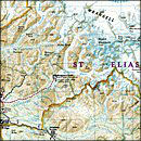 Buy a Wrangell-St Elias map from Amazon