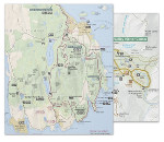 Link to blanket national park map store
