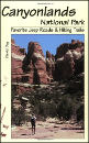 Canyonlands hiking trails book