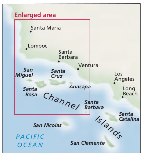 Channel Islands Maps | NPMaps.com - just free maps, period. on