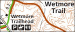 Cuyahoga Valley Wetmore trail map