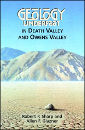 Death Valley geology book