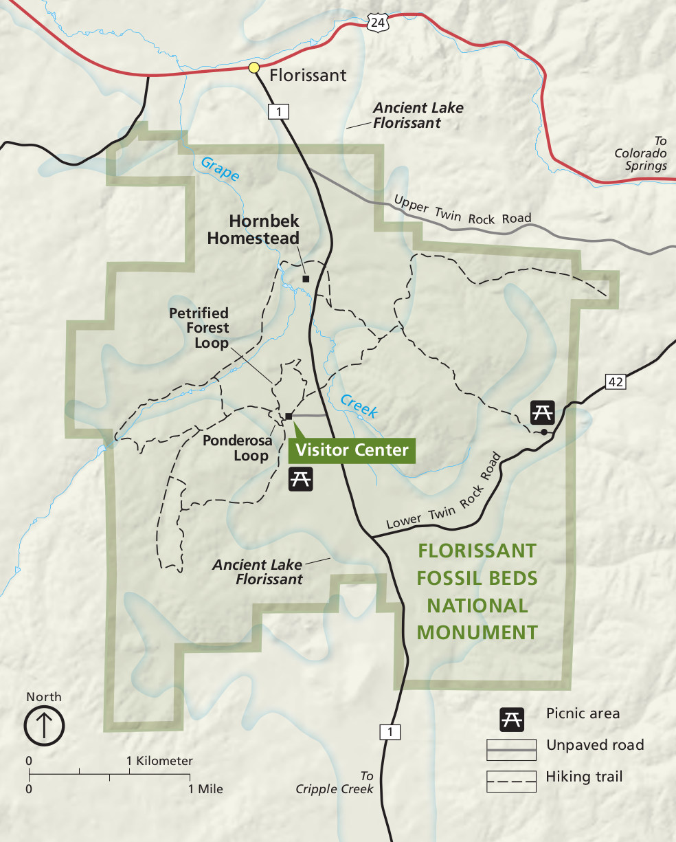 Colorado National Park Trail Maps - Feral Mountain Company