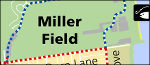 Miller Field Great Kills bicycle map