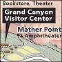 Grand Canyon map inset for National Park Maps