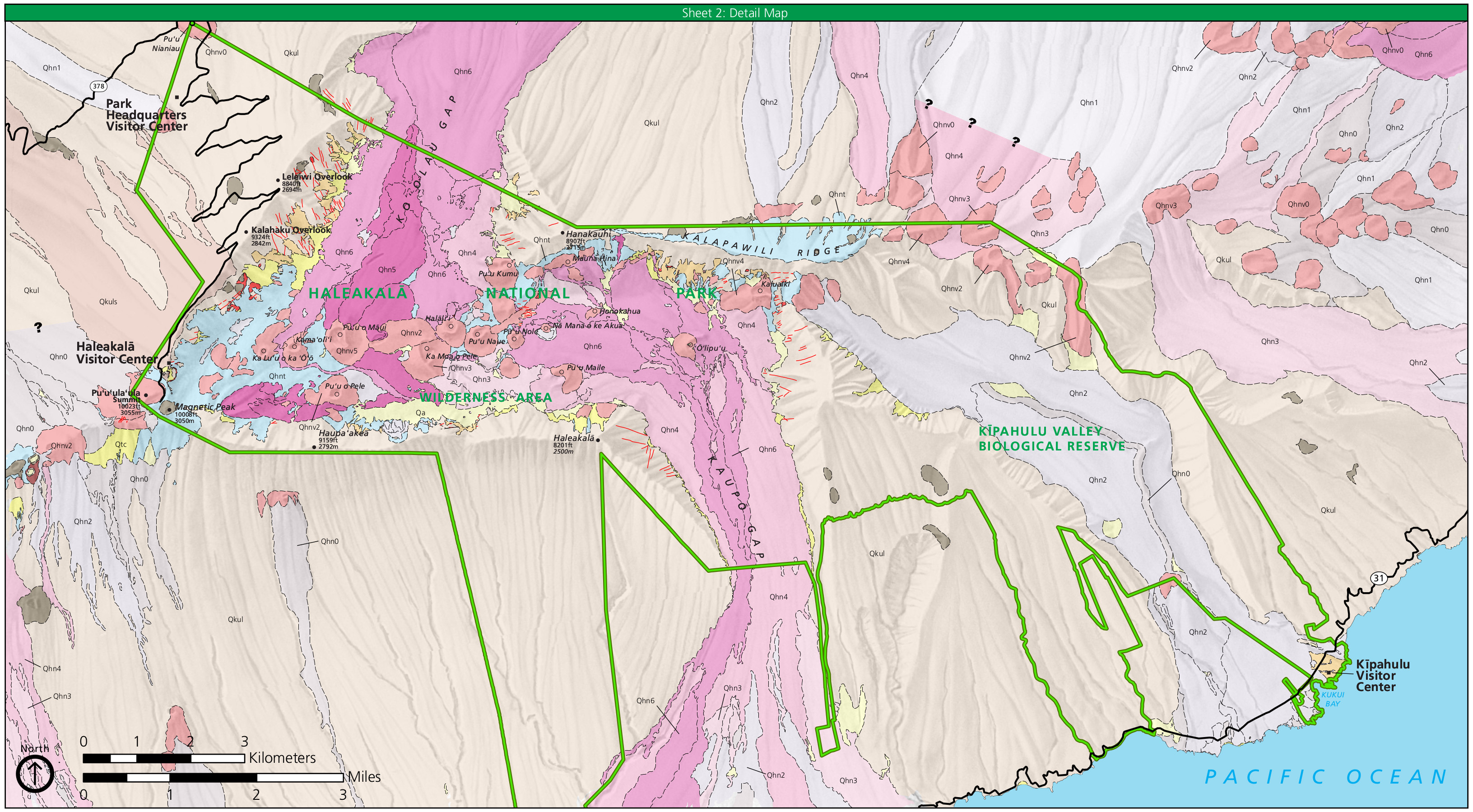 Haleakala Maps | NPMaps.com - just free maps, period. on