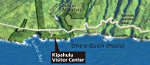 Haleakala National Park 3D Maui and park map thumbnail