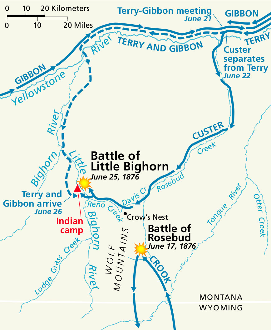 Source: npmaps.com · Report. Battle Of Little Bighorn ...