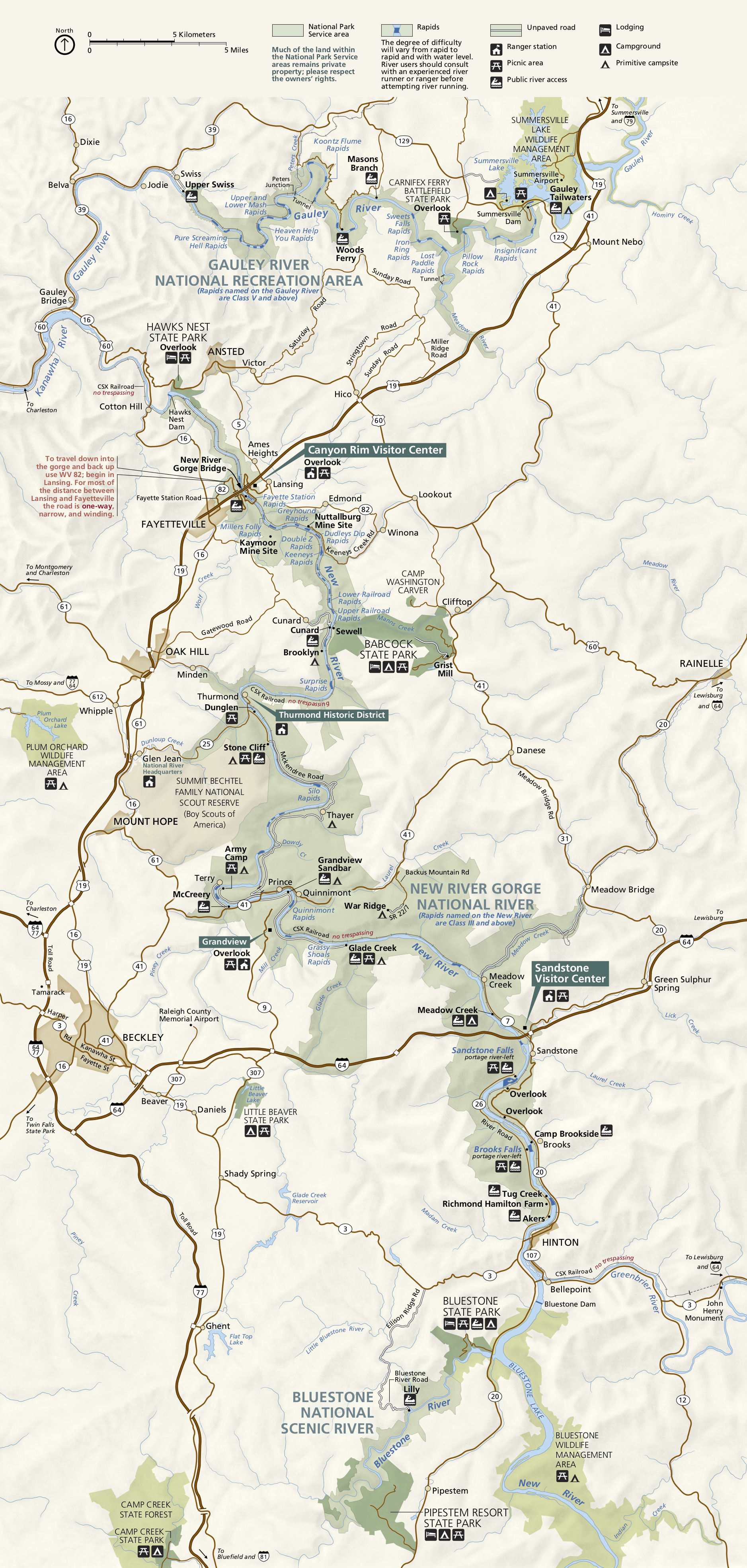 New River Trail Virginia Map Www Naturalrugs Store