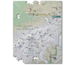 Link to puzzle national park map store