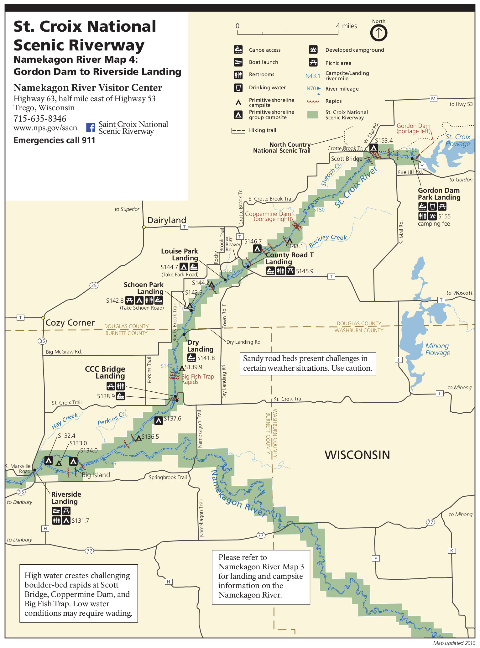saint croix river map 4