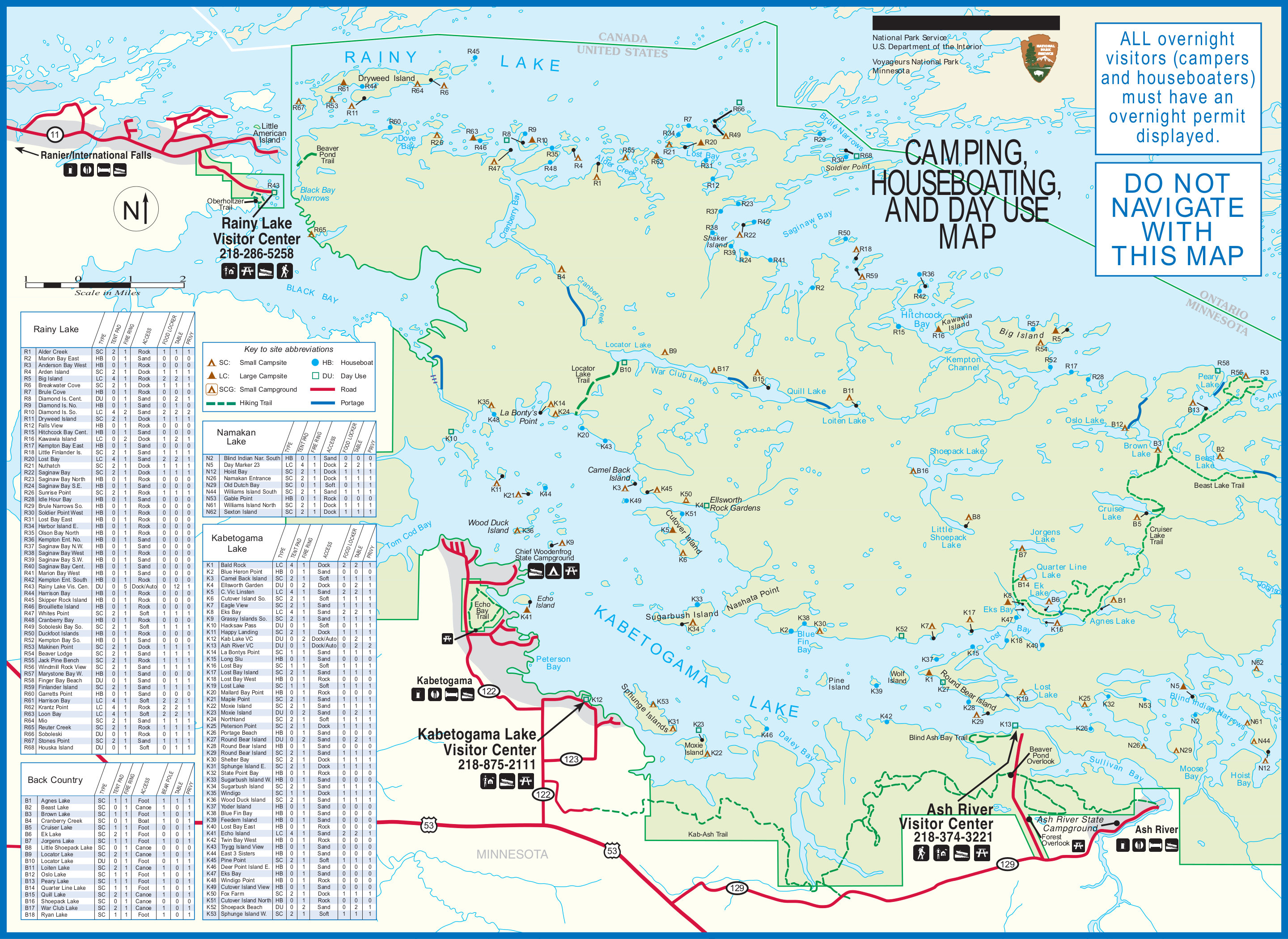 Voyageurs Maps NPMapscom just free maps period