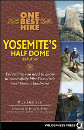 Yosemite Half Dome book