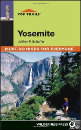 Yosemite Top Trails hiking guide book
